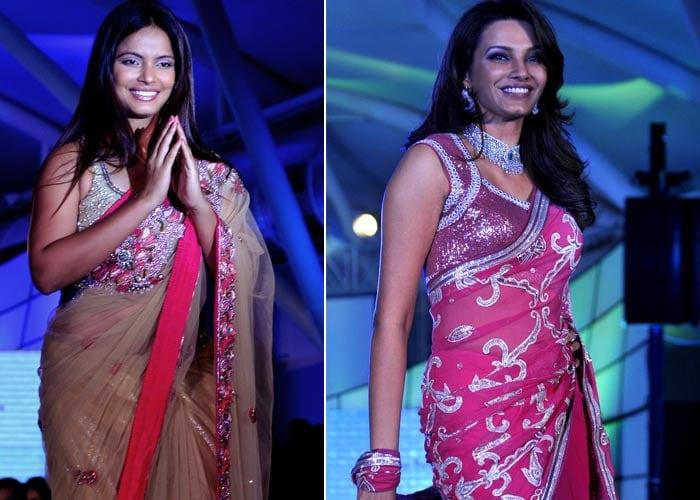 Priyanka Chopra dazzles on the ramp