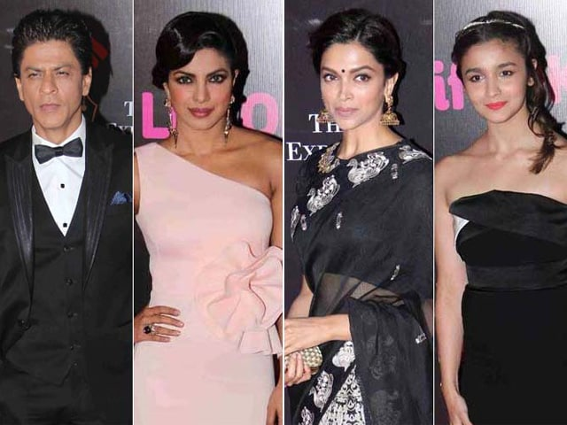 Celebrity Roll Call At The Screen Awards 2015
