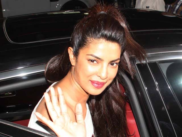 Around The World: Globetrotter Priyanka Chopra is Finally Back in Mumbai