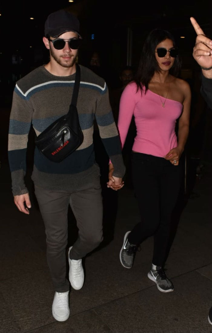 Make Way For Priyanka And Nick, Please