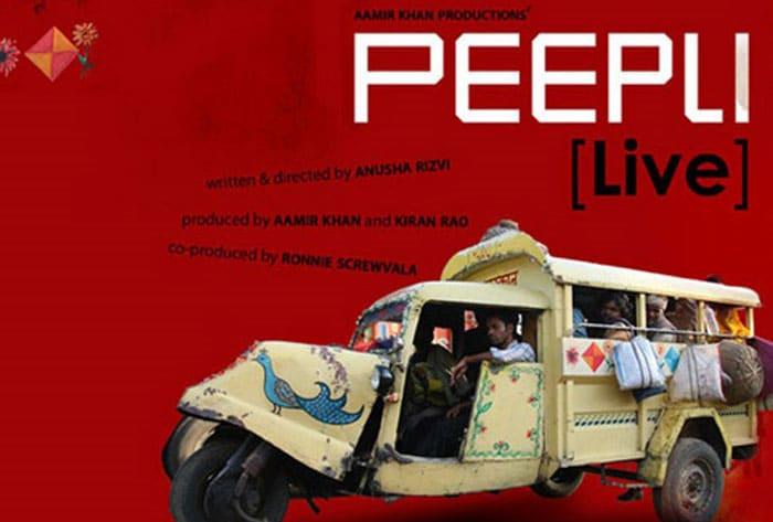 Stills: Peepli Live