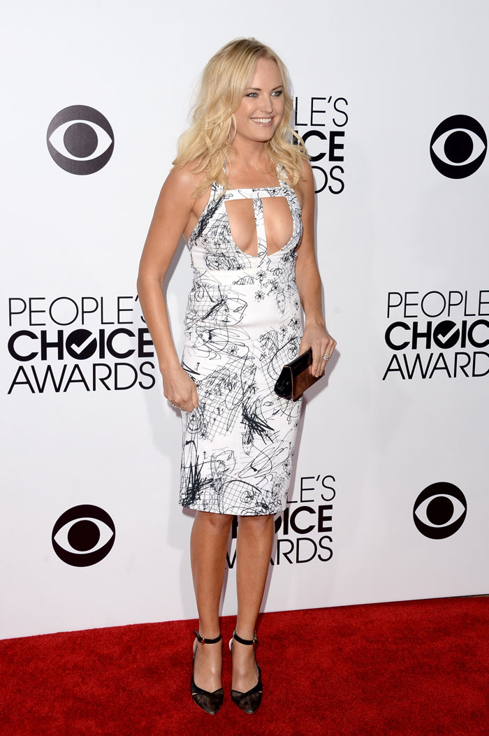 Stars glitter at the People\'s Choice Awards