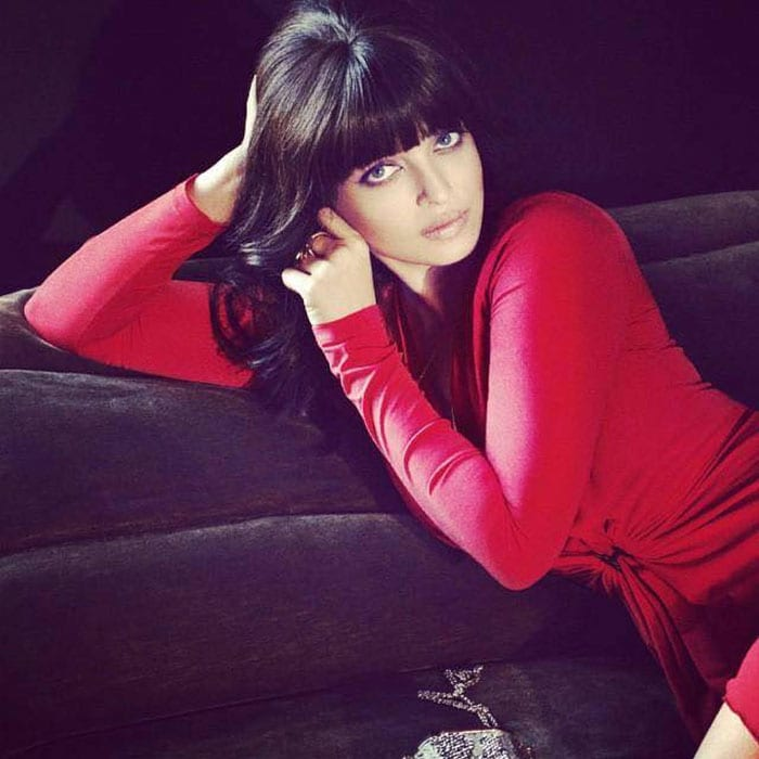 Action Replayy: Behind-the-Scenes of Aishwarya\'s Photoshoot