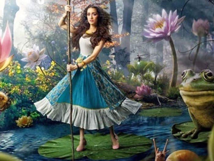 Down the Rabbit Hole: Shraddha in Wonderland