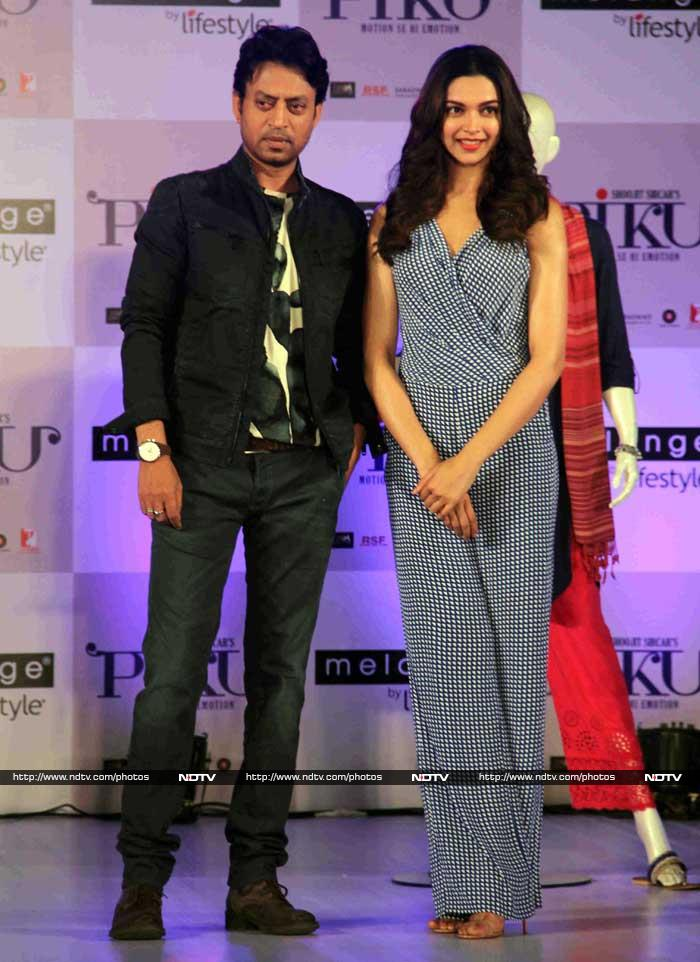 Deepika Padukone Launches the Piku Collection