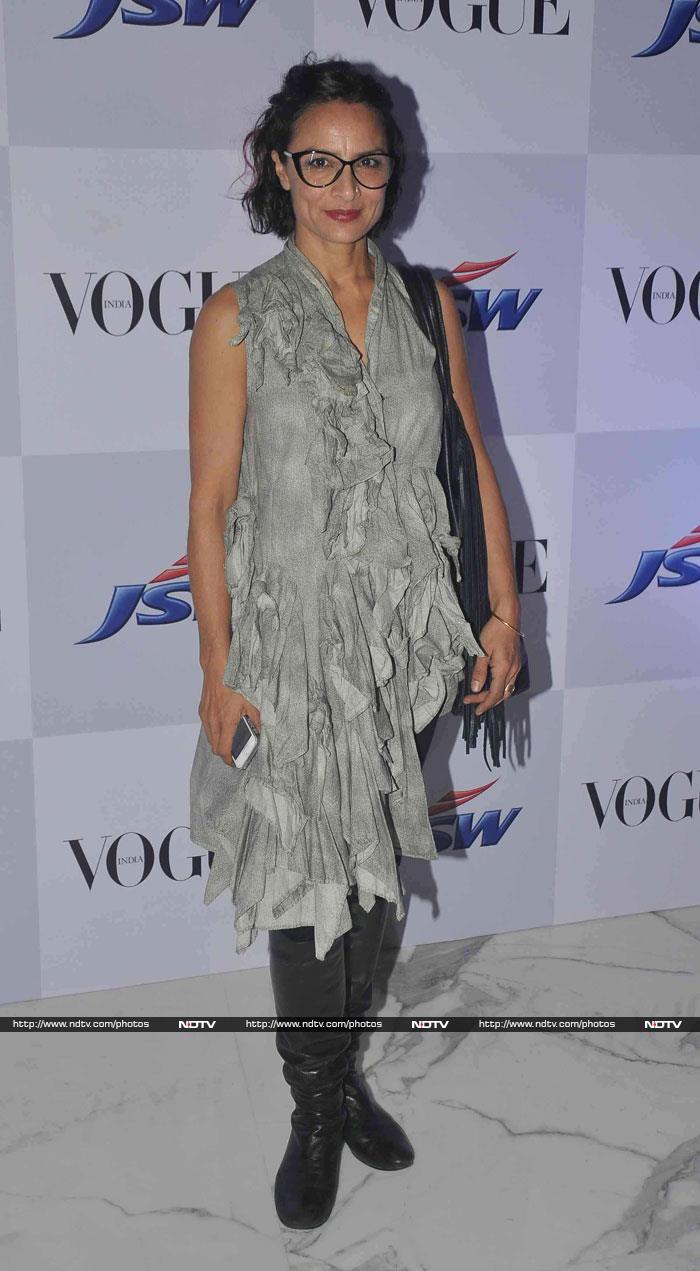 Women in Vogue: Deepika, Adhuna Akhtar
