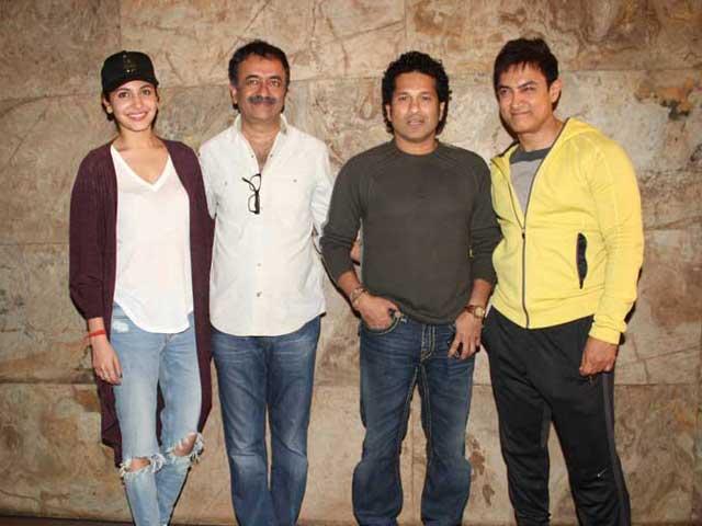Sachin Tendulkar Joins Team PK