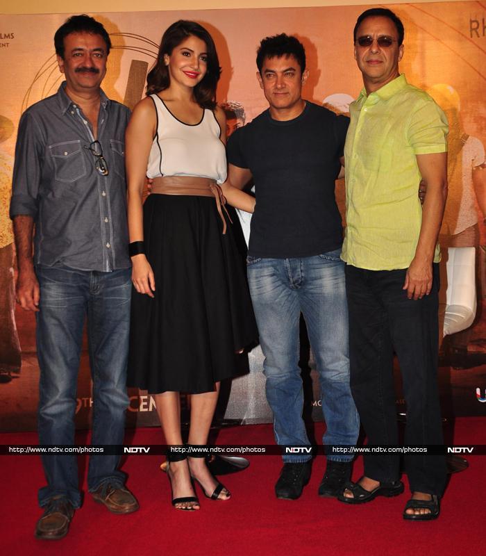 Anushka, Aamir and The PK Transistor. Again