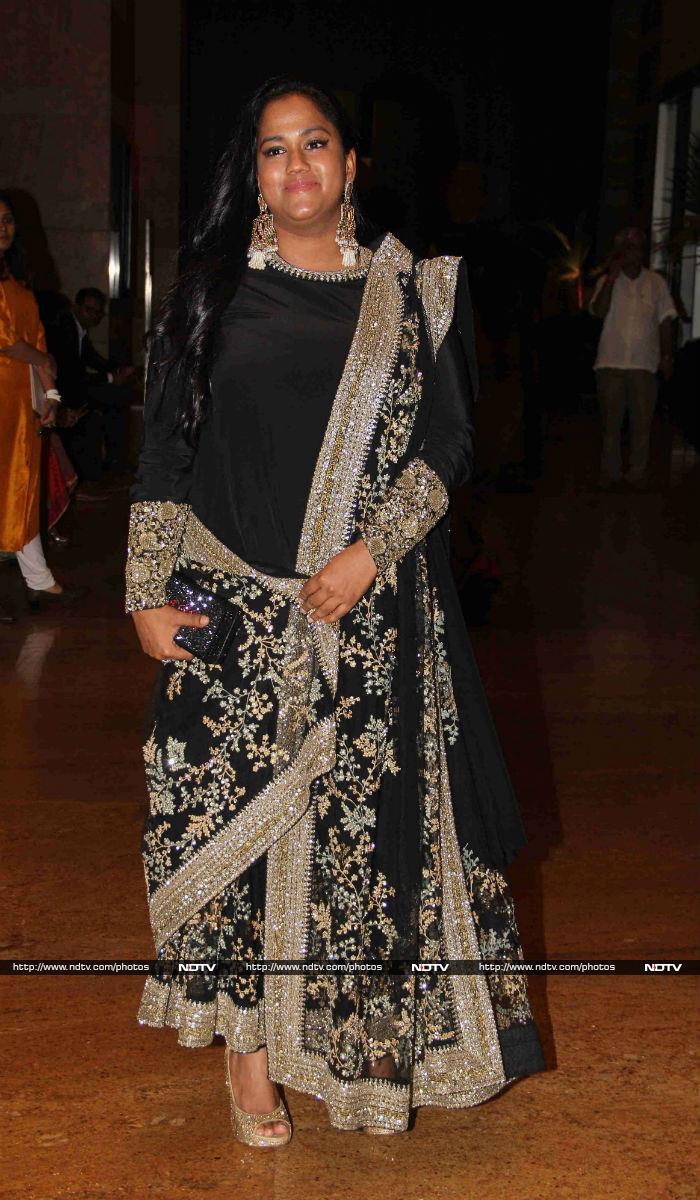 Dhonis, Zaheer-Sagarika Arrive In Style At Praful Patel\'s Daughter Poorna\'s Sangeet