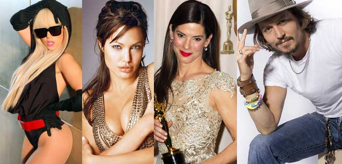 Meet Hollywood\'s Most Powerful celebs