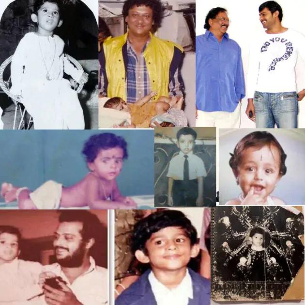 Happy Birthday, Prabhas. Baahubali@41