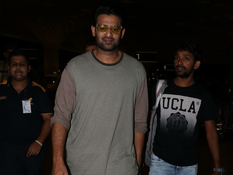 Yes, We Spotted 'Baahubali' Prabhas In Mumbai
