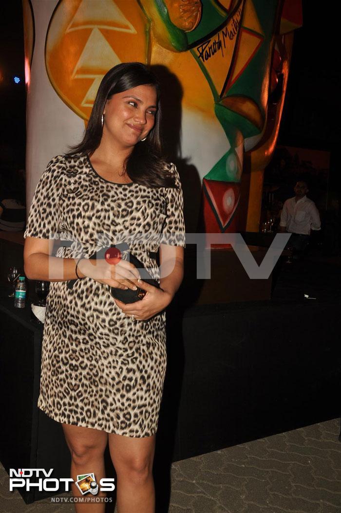 Lara Dutta and Mahesh Bhupathi have a baby girl