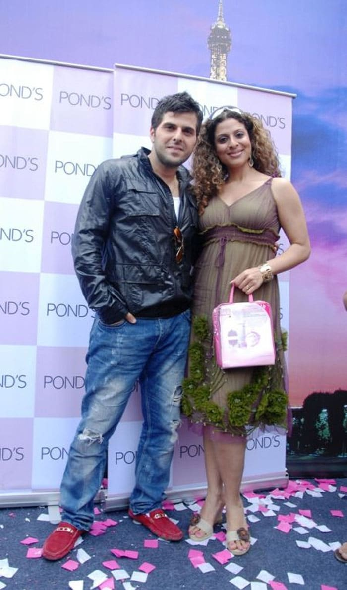 Tanaaz Irani is pregnant!