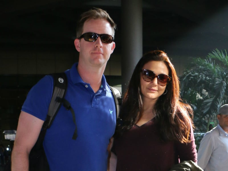 When Preity Zinta Smiled But Gene Goodenough Did Not