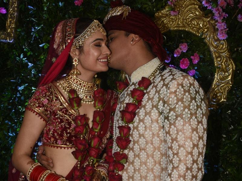 Inside Prince Narula And Yuvika Chaudhary's Dreamy Wedding