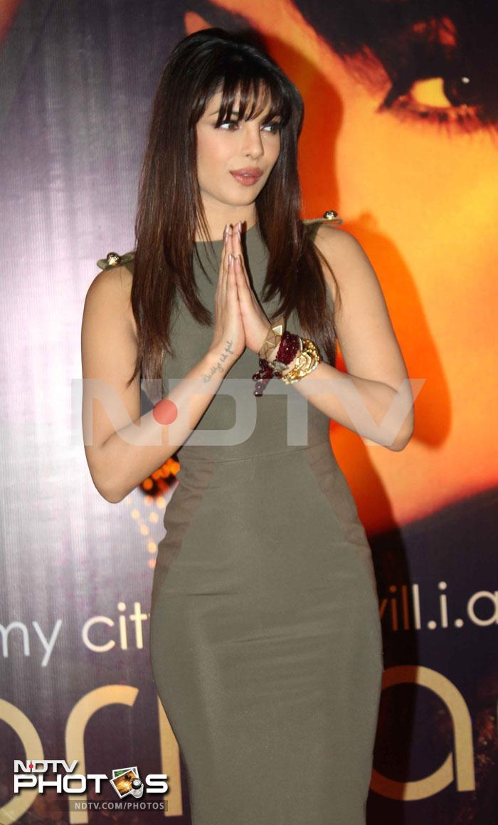 Priyanka is a perfect 10