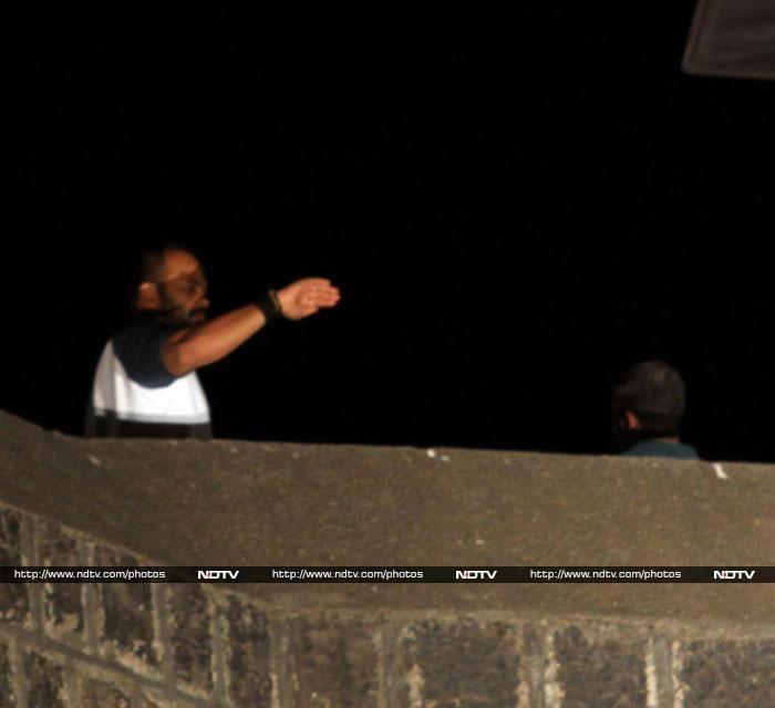 Back in khaki: Ajay is Inspector Singham again