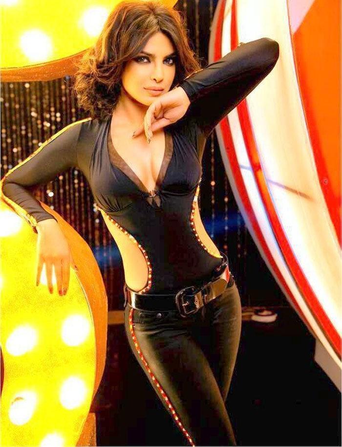 First look: Priyanka as Babli Badmaash