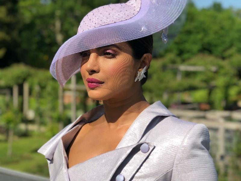 Priyanka Chopra Looked F.A.B.U.L.O.U.S At The Royal Wedding