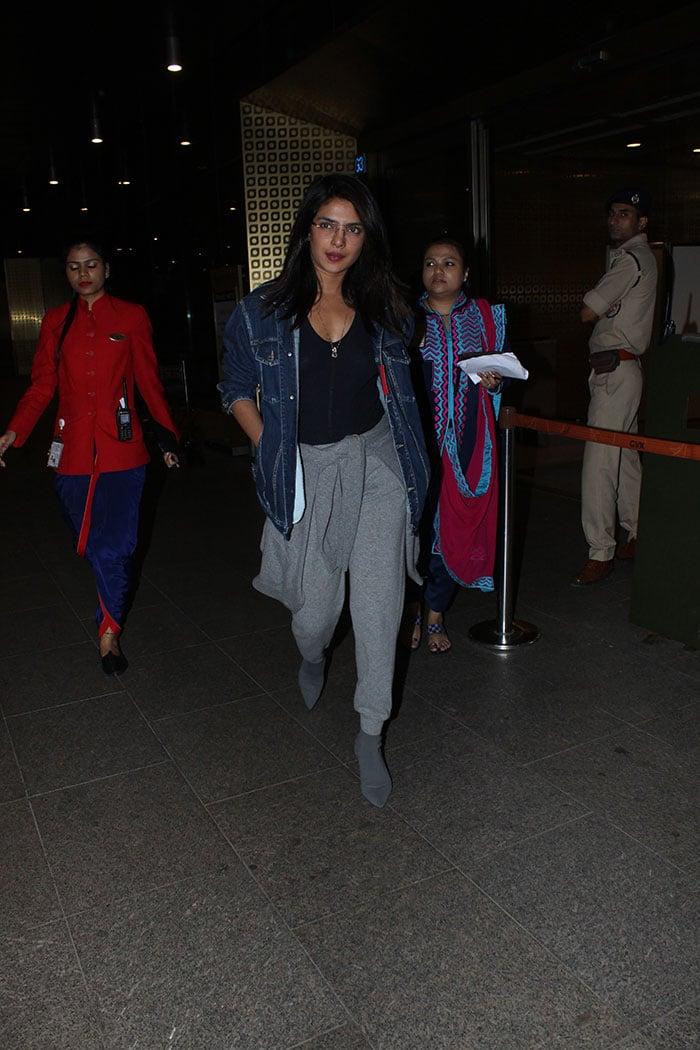 Always Good To See Priyanka Chopra Back In Town
