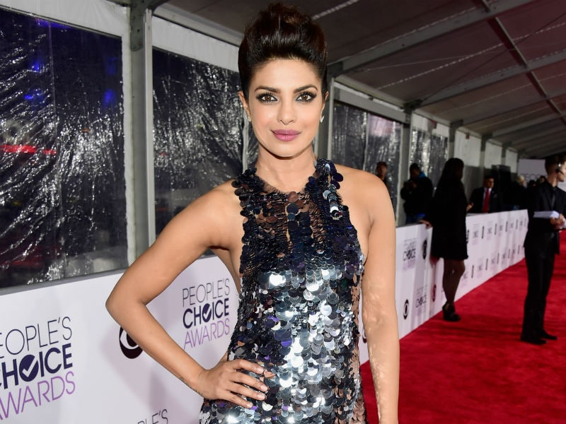 How Priyanka Chopra Ruled People's Choice Awards