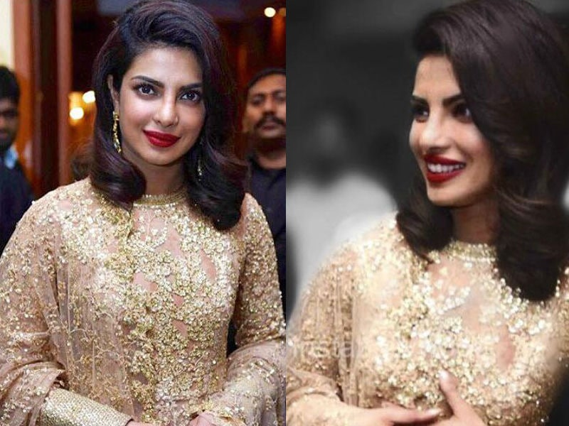 All That Glitters is Priyanka Chopra