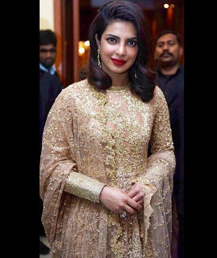 All That Glitters is Priyanka Chopra