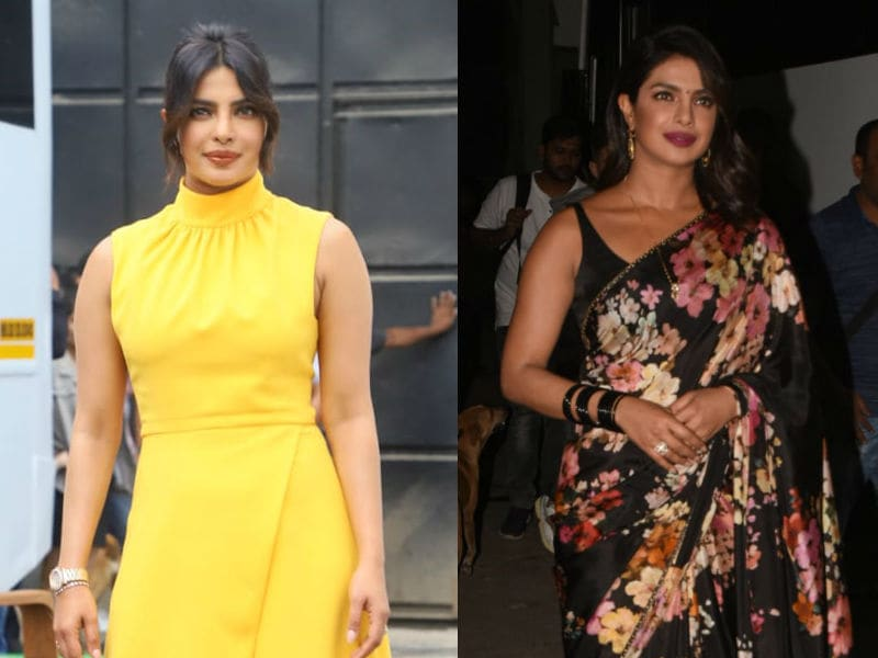 Priyanka Chopra Gets Busy With The Sky Is Pink Duty