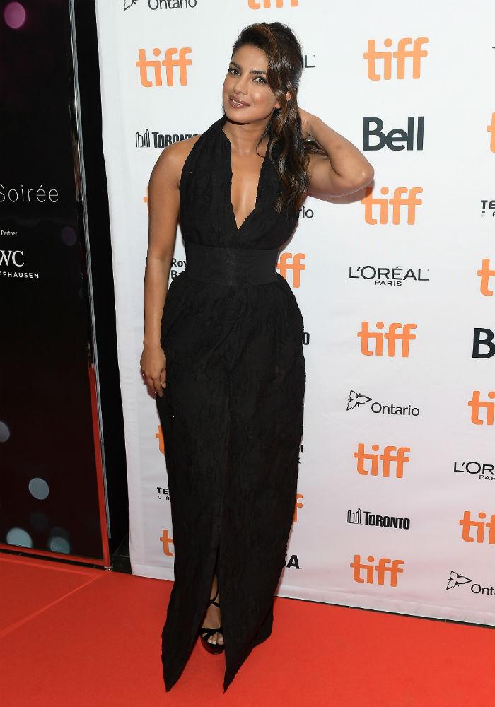 Priyanka Chopra Takes Toronto By Storm Looking Like This