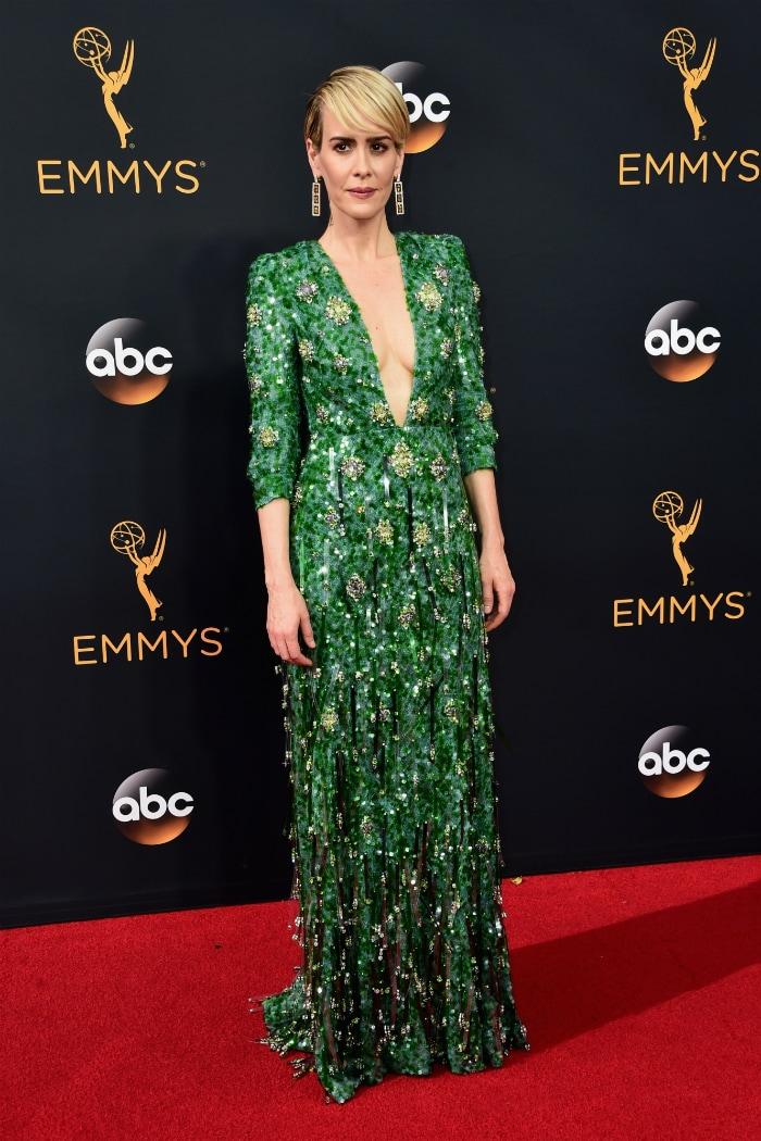 Emmy Fashion: Meet Priyanka Chopra, The Scarlet Queen