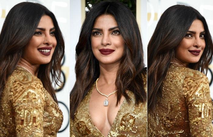 Priyanka Chopra At The Golden Globes: A Walkthrough In Pics