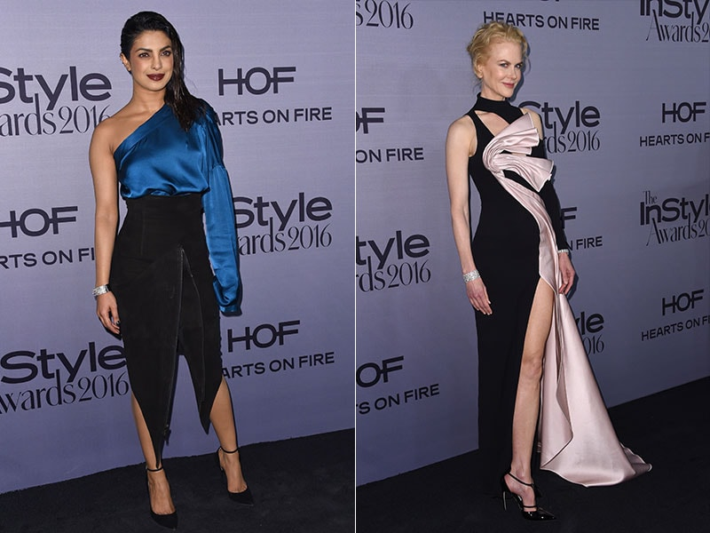 Priyanka Chopra And Nicole Kidman Are InStyle