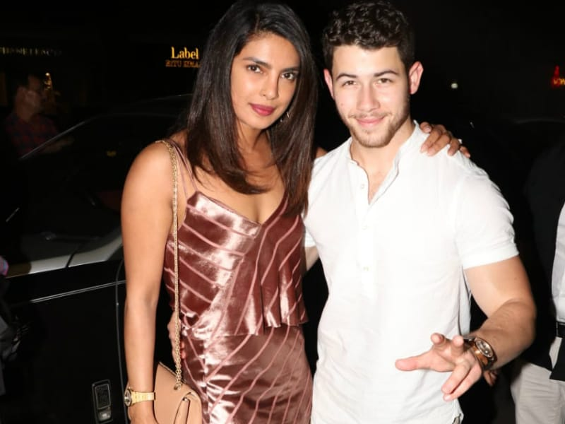 Priyanka Chopra, Nick Jonas, Sophie Turner And Joe Party With Alia, Parineeti