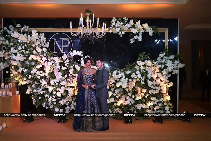 Priyanka Chopra And Nick Jonas, A Sight To Behold