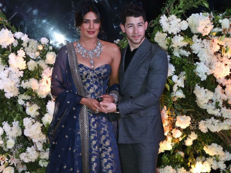 Priyanka Chopra And Nick Jonas, A Sight To Behold