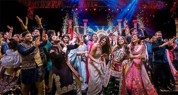 Inside Priyanka Chopra, Nick Jonas' Blockbuster Sangeet Ceremony