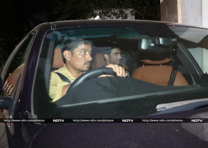 Pyaari Parineeti And Ayushmann Are Busy Stars
