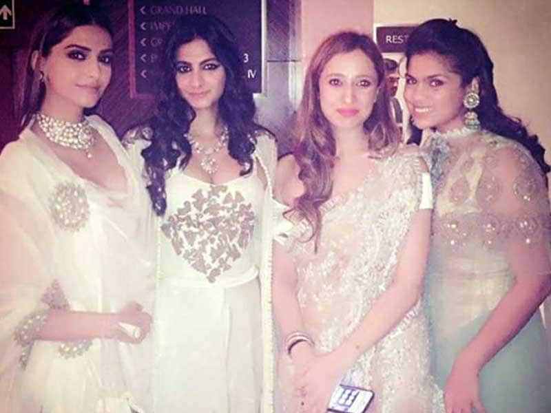At Masaba's Wedding Reception: A Queen, a Dulhania and Other A-List Stars