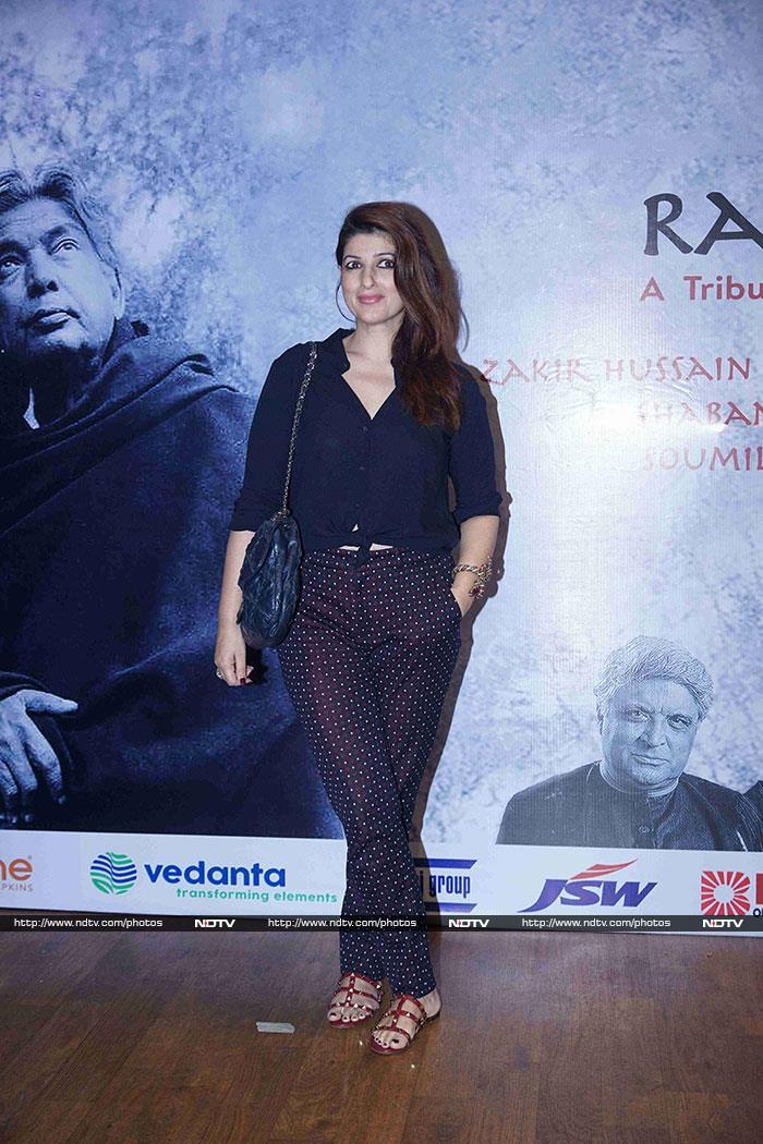 Aishwarya Rai Bachchan, Twinkle Khanna, Farhan-Shibani And A Night Of Kaifi Azmi\'s Shayari