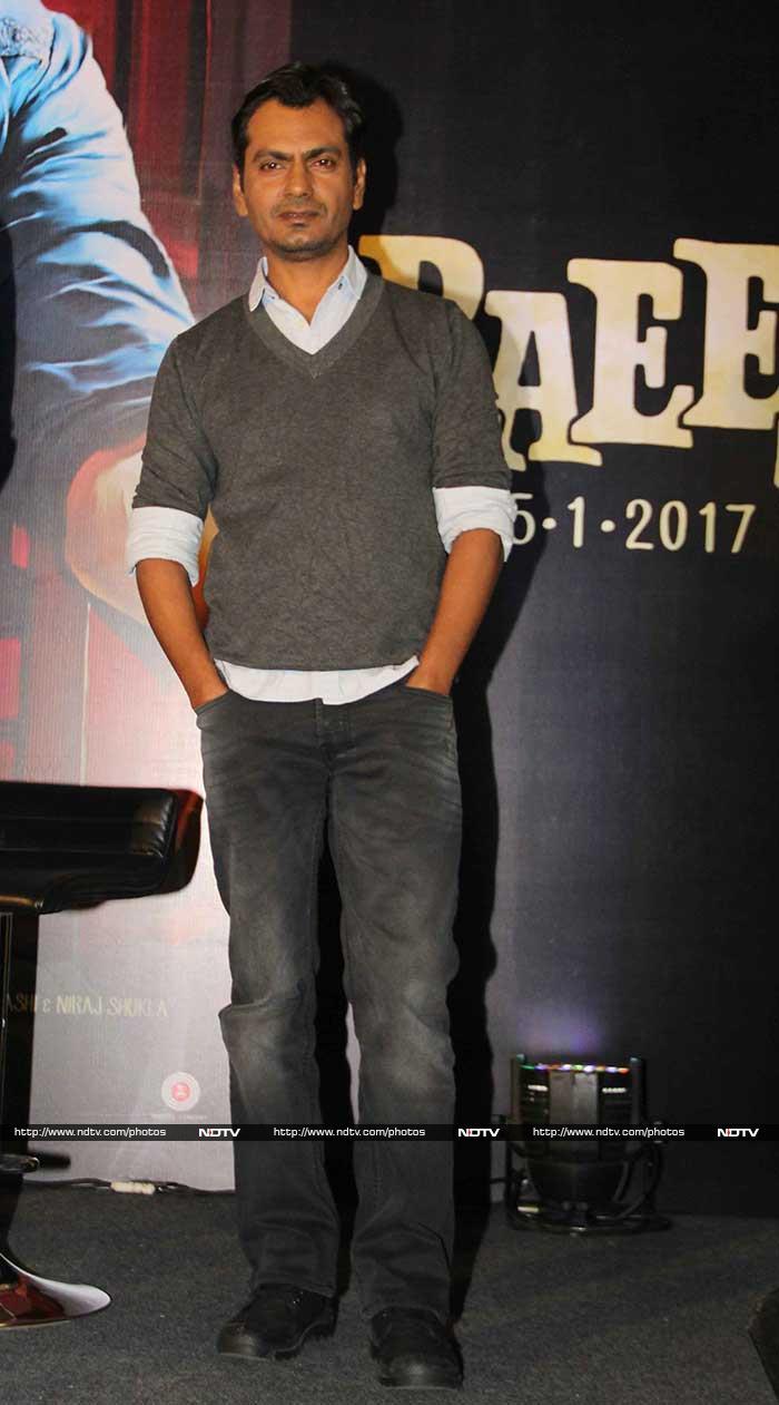 Shah Rukh Khan Lead The Blockbuster Raees Trailer Launch