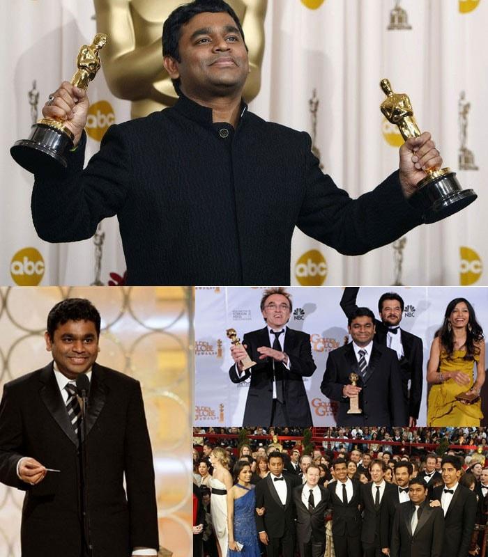 At 49, A R Rahman is at a Musical High