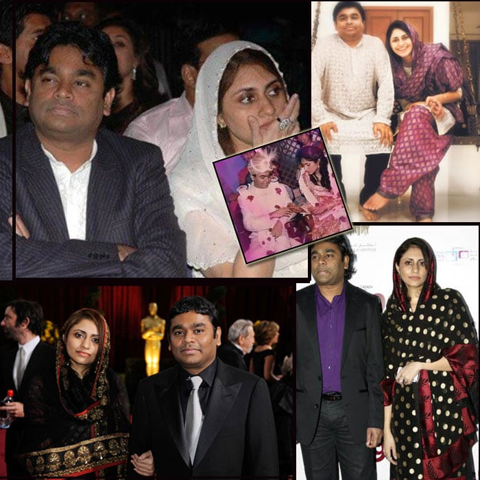 At 49 a r rahman is on a musical high for Saira banu granddaughter