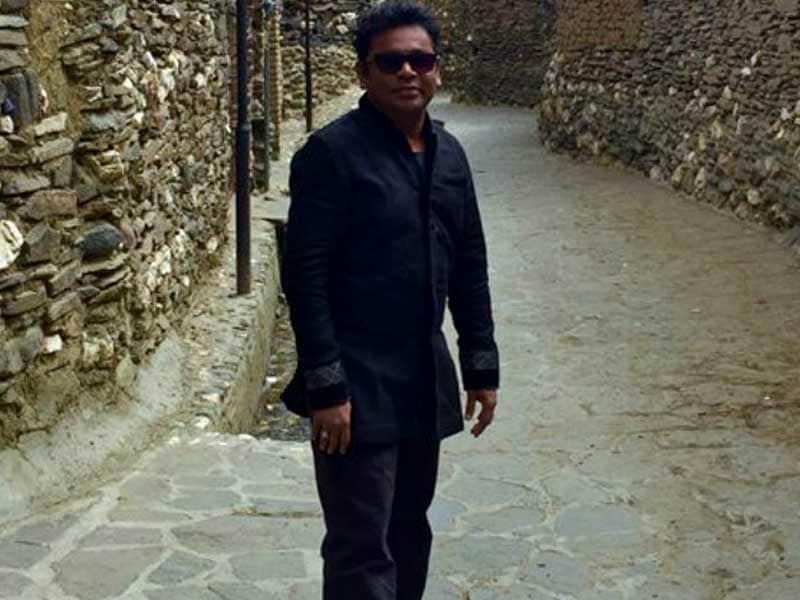 At 49, A R Rahman is on a Musical High