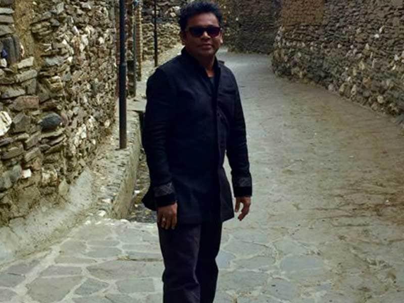 Photo : At 49, A R Rahman is on a Musical High