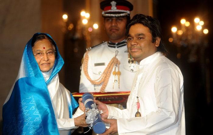 Music maestro AR Rahman celebrates his 46th birthday today