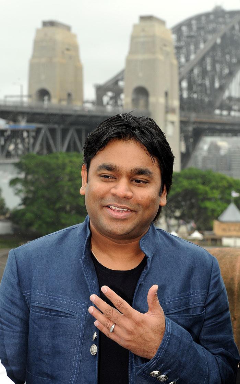 Rahman to perform in Sydney