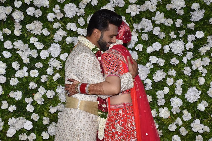 The Wedding Album: Rahul Vaidya-Disha Parmar Get Married