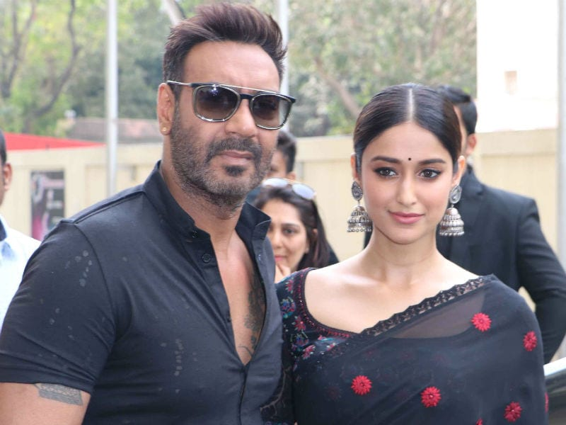 Raid Stars Ajay Devgn And Ileana D'Cruz Are Ready For You