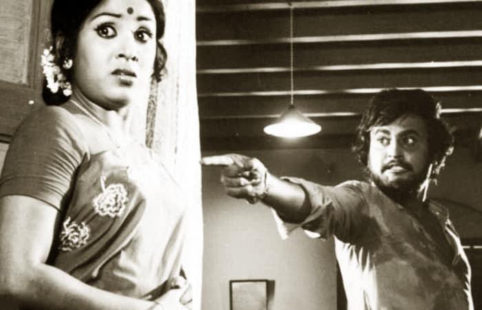 Rajinikanth\'s life in pics